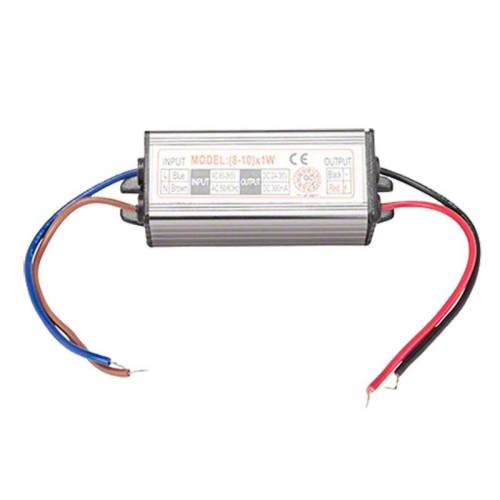 Driver para Foco-Proyector LED 10W