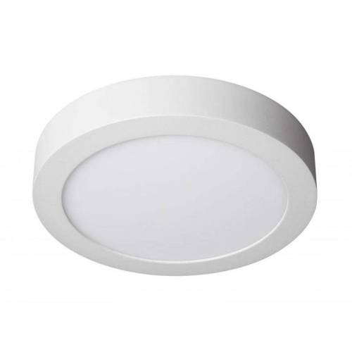 Plafón LED superficie Redondo 18W 230V