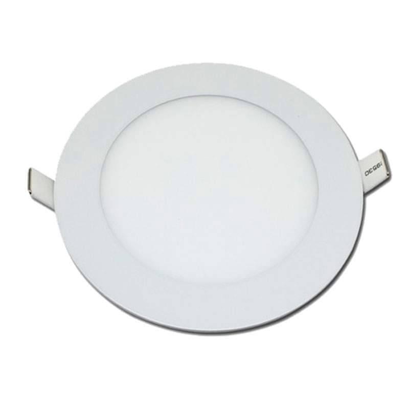 Downlight LED Panel 9W 12-24V