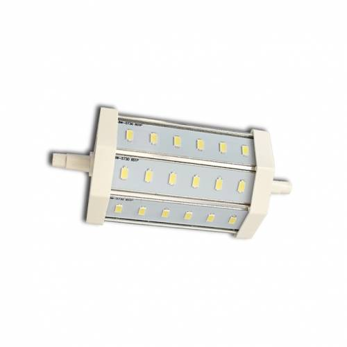 Bombilla LED Lineal R7S 10W Regulable 118mm