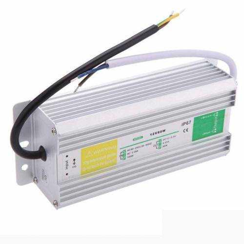 Fuente alimentación 36W 12V Tiras led IP44
