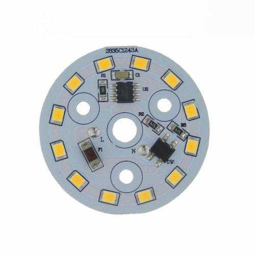 Repuesto LED SMD 7W 230V