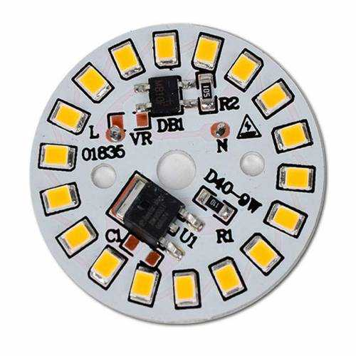 Repuesto LED SMD 9W 230V