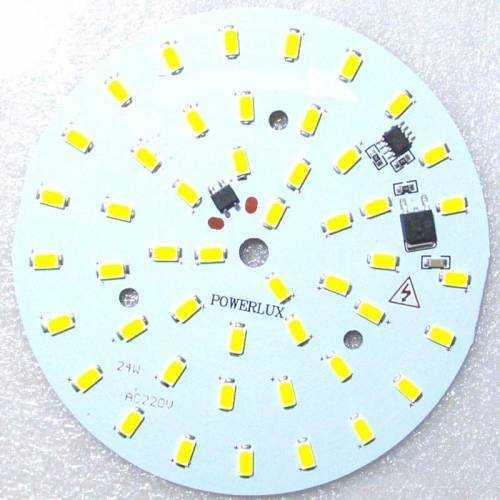 Repuesto LED SMD 24W 230V