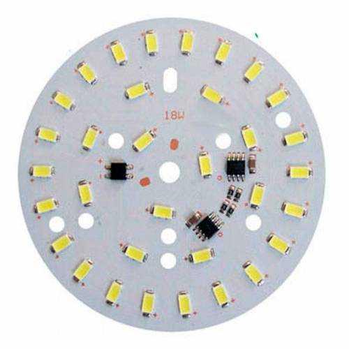 Repuesto Downlight LED SMD 18W 230V