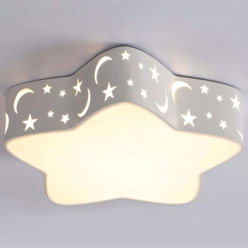 Plafón LED superficie Redondo 24W Niquel