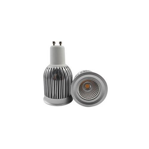 Dicroica GU10 7W LED Reflectora COB 230V
