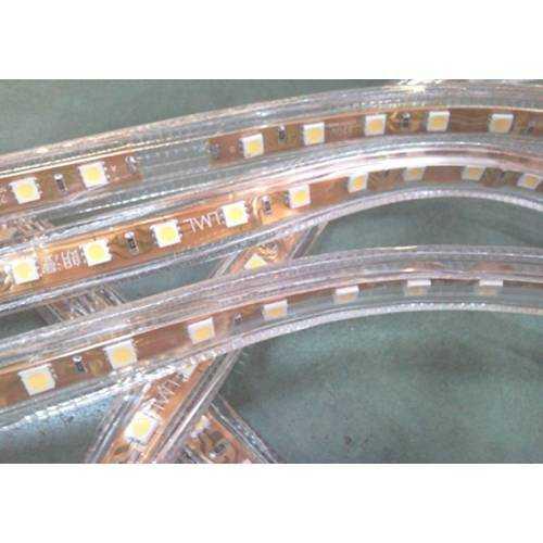 Tira LED SMD 5050 15 W/m 230V IP67 5 metros