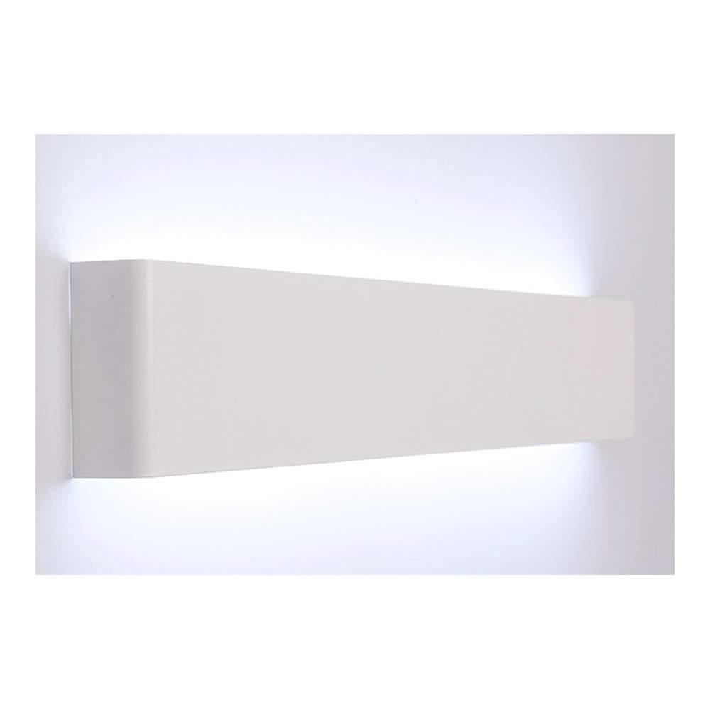Aplique pared led 14w 24w blanco - Apliques pared led ...