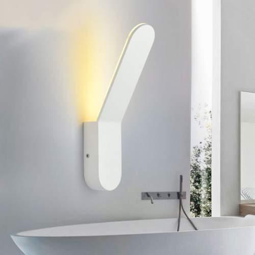 Aplique Pared LED 8W Blanco