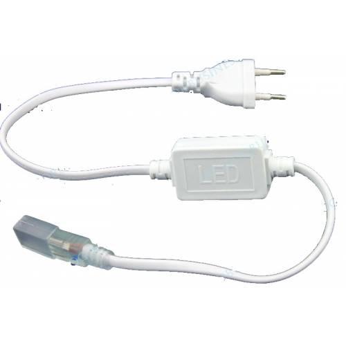 Enchufe para tira LED 230V