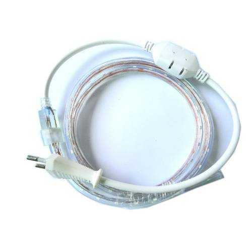 Enchufe para tira LED SMD 5050 230V