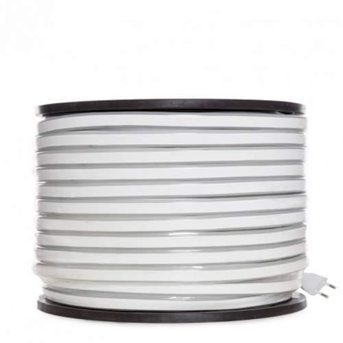 Bobina 25metros Tira LED Neon Flex Doble 2 caras 12W/m Azul