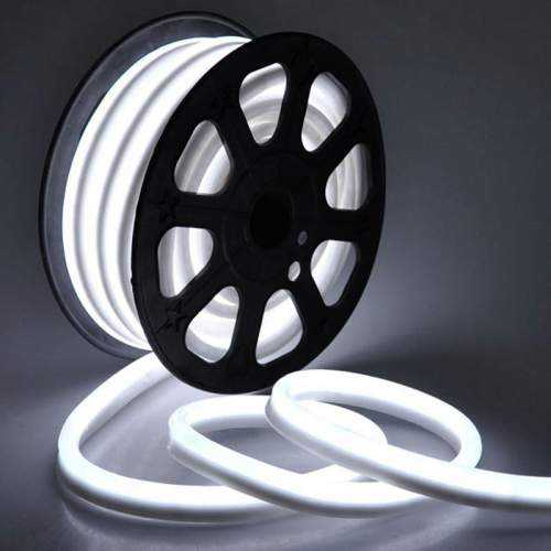 Tira LED Neon Flex 10 W/m 230V BLANCO