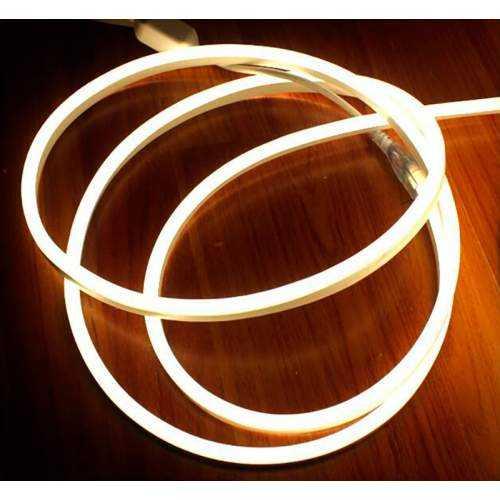 Tira LED Neon Flex 10 W/m 230V BLANCO NATURAL