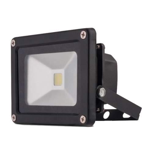 Foco proyector LED COB 10W Negro