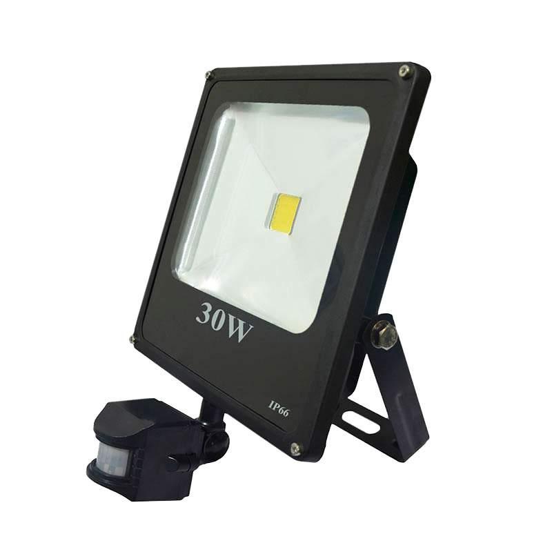 Foco proyector led 30w con sensor de movimiento - Foco proyector led ...