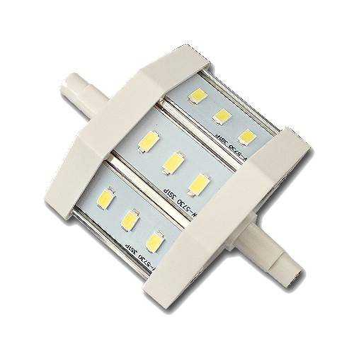 LED Lineal R7S 79mm 5W 230V