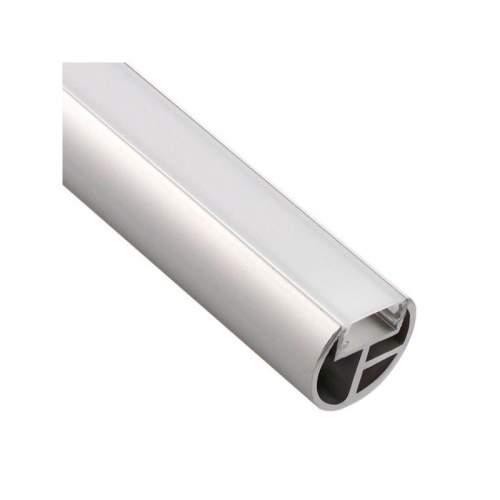 Perfil Aluminio Barra Armarios 2 Metros Tira LED