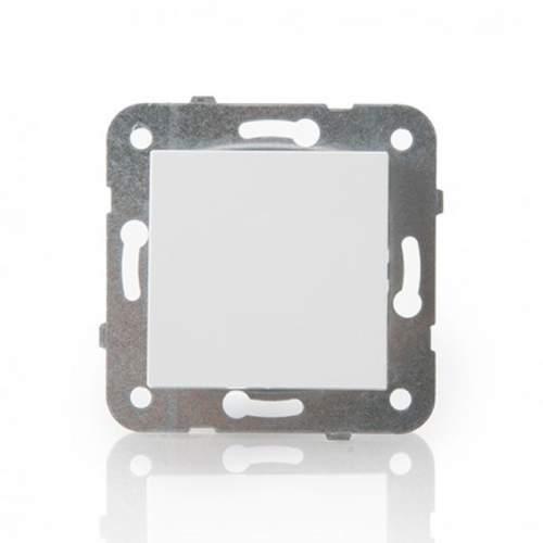 Interruptor Panasonic Karre 10A Blanco Empotrable