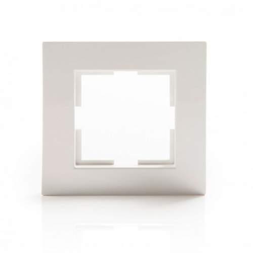 Marco de 1 elemento Blanco Panasonic Karre