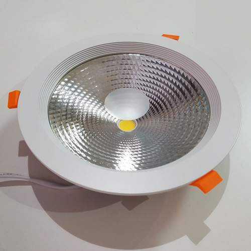 Downlight LED Cob 24W Cristal
