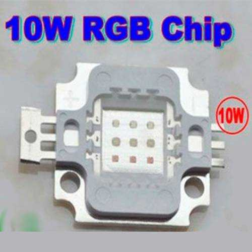 CHIP LED RGB 10W