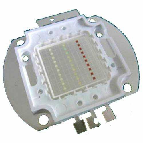 CHIP LED RGB 30W