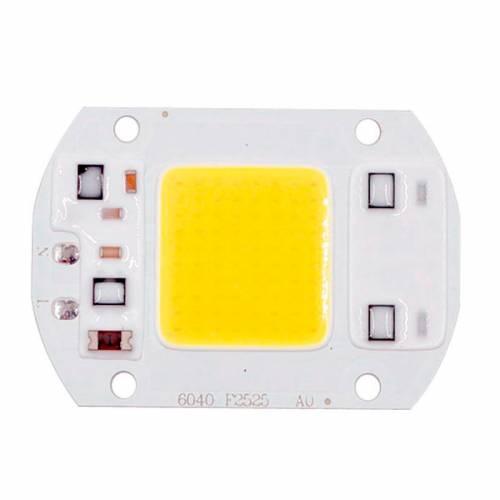 Chip LED Cob 30W a 230V