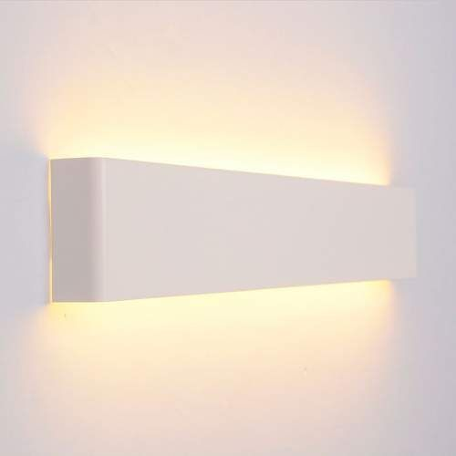 Aplique Pared LED 14W-24W Blanco
