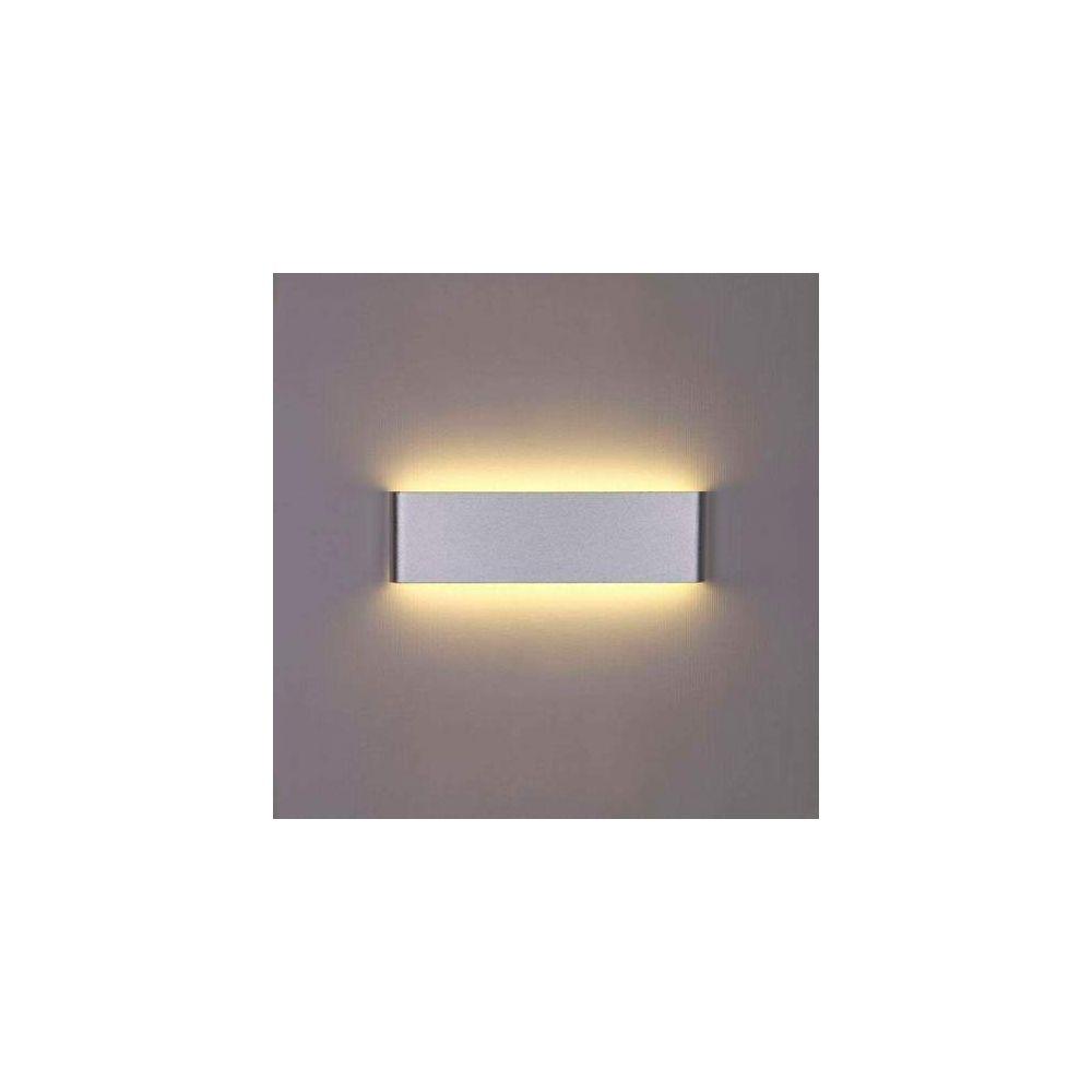 Aplique pared led 8w 18w 24w acero negro - Aplique pared led ...