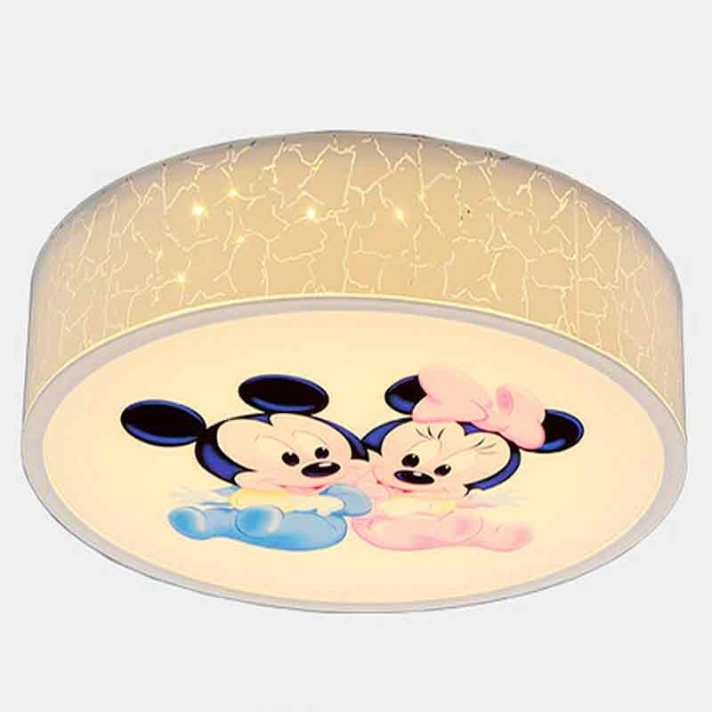 Plafón LED 24W Infantil Mickey Mouse