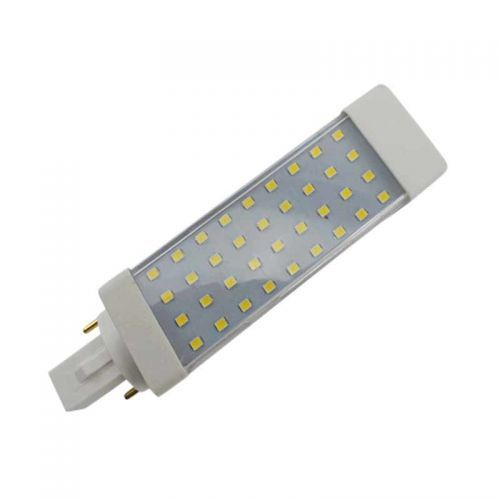 Bombilla G24 9W LED 2PIN 230V