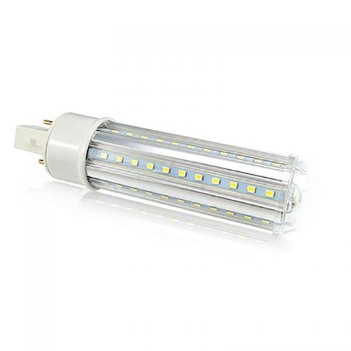 Bombilla G24 LED 11W 2PIN 230V
