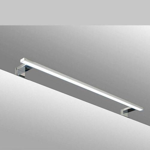 Aplique LED Espejo Baño 10W Cromo