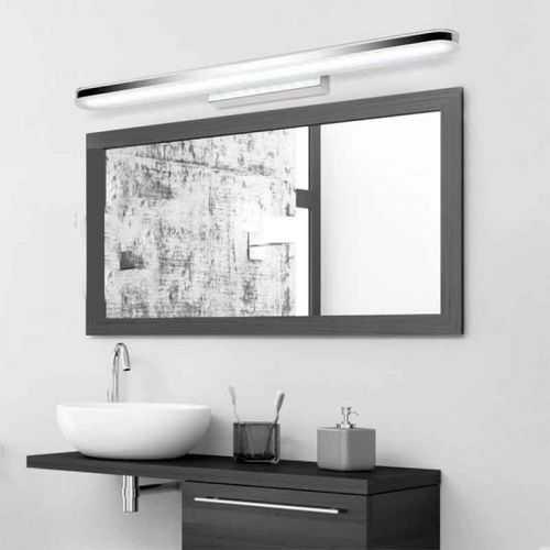 Aplique LED Espejo Baño 8W-12W CROMO