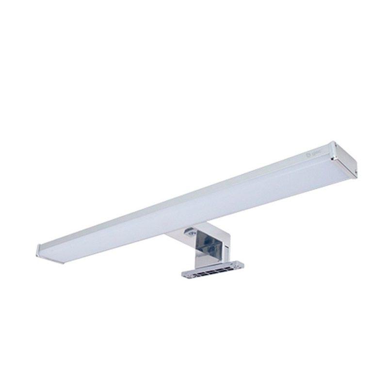 Aplique LED para espejos de baños de 8W con fijación pinza ...