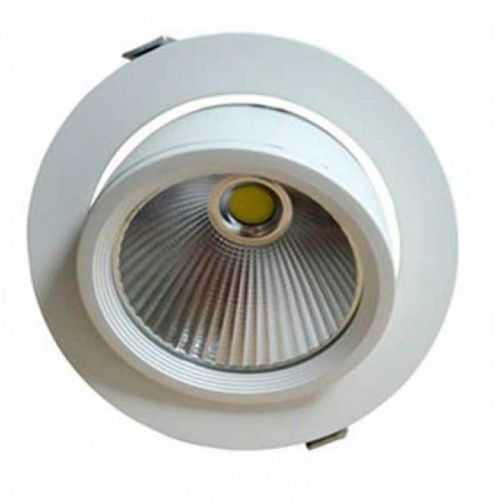 Foco Basculante Redondo LED COB 25W