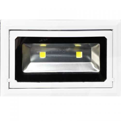 Foco Basculante Rectangular LED COB 20W