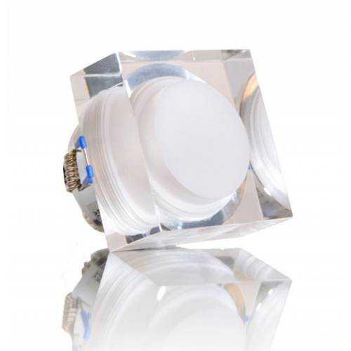 Empotrable cuadrado LED 7W