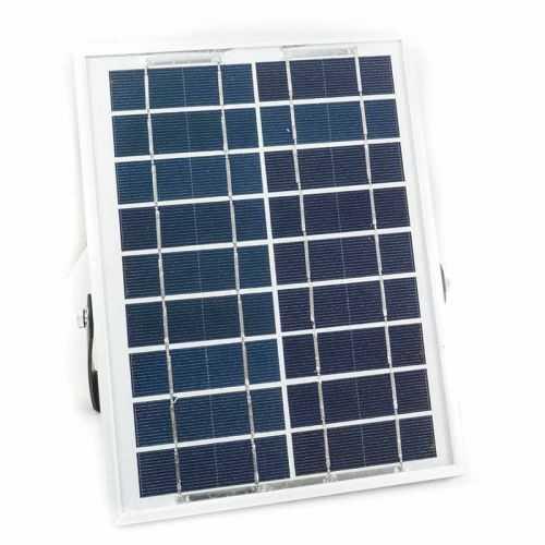 Foco Proyector LED Solar 10W