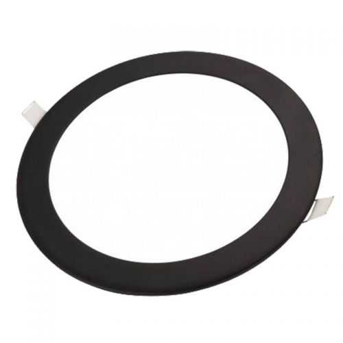 Downlight LED Panel 18W Negro