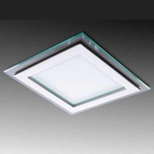Downlight LED CRISTAL 18W Cuadrado