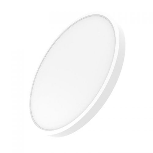 Plafón LED superficie Redondo 36W Blanco