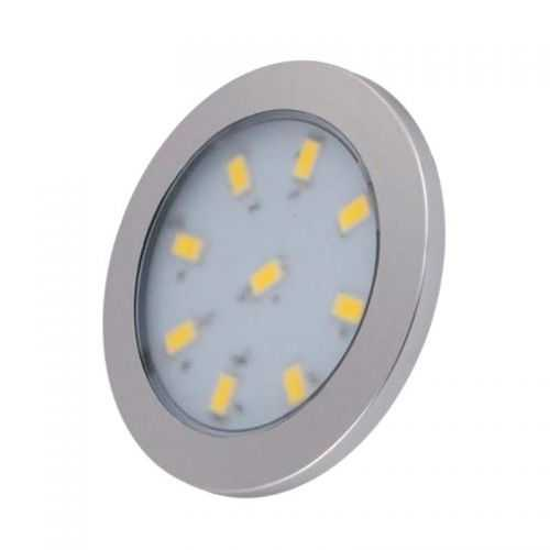 Aplique Led 3W Aluminio para Muebles