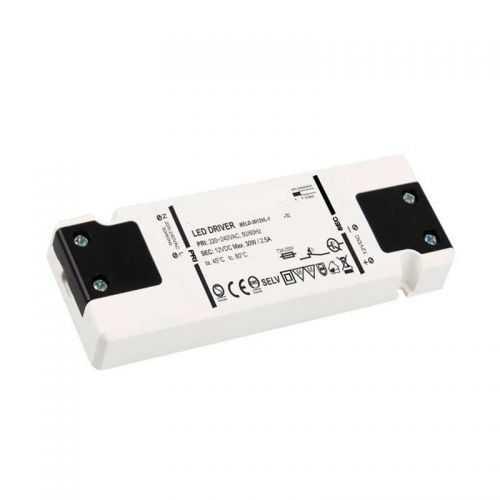 Fuente alimentación 30W 12V Ultradelgada-Slim