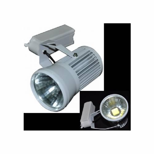 Focos LED para carril