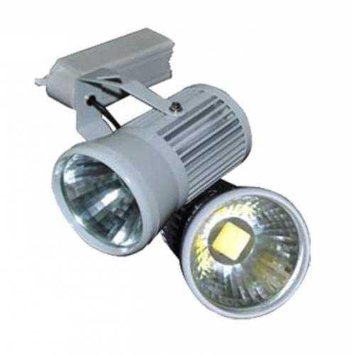 Foco Carril LED monofásico 20W