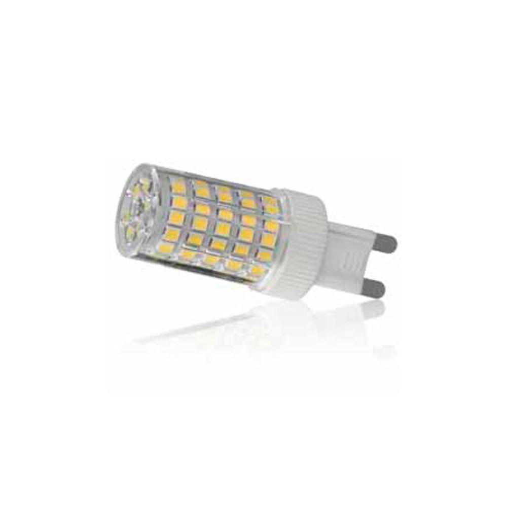 AUTING Bombillas LED G9 4W Blanco C/álido 3000K 40 W Bombilla Hal/ógena Equivalente Pack de 10 Unidades Sin Parpadeos 400LM No Regulable