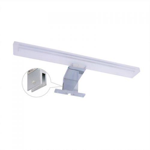 Aplique LED Espejo Baño 8W pinza/atornillar